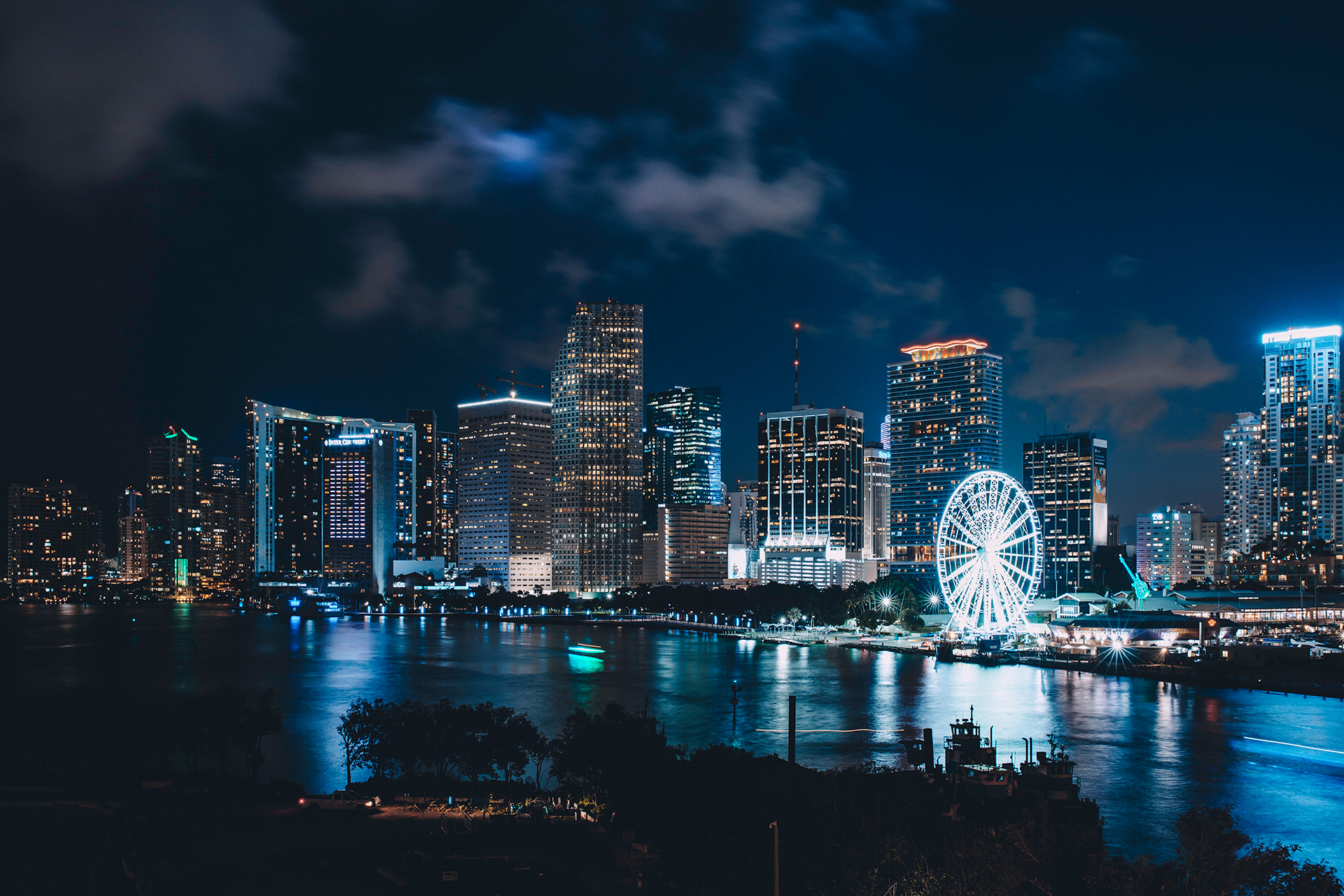 The District Downtown Miami